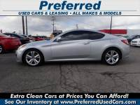 2010 Hyundai Genesis Coupe 2.0T 2dr Coupe