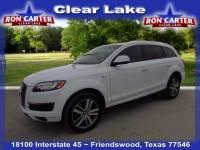 2014 Audi Q7 3.0T Premium SUV near Houston