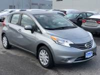 Used 2014 Nissan Versa Note SV for sale in Warwick, RI