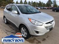 Pre-Owned 2012 Hyundai Tucson GLS FWD 4D Sport Utility