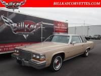 1981 Cadillac DeVille 2dr Coupe