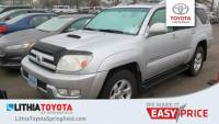 Used 2005 Toyota 4Runner SUV in Springfield