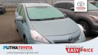 Used 2013 Toyota Prius v Two Wagon in Springfield