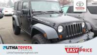 Used 2011 Jeep Wrangler Unlimited Rubicon SUV in Springfield