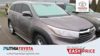 Used 2014 Toyota Highlander SUV in Springfield
