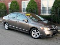 2010 Honda Civic LX-S 4dr Sedan 5A
