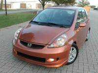 2008 Honda Fit Sport 4dr Hatchback 5A