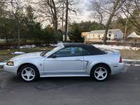 1999 Ford Mustang GT Convertible 5-Speed Manual