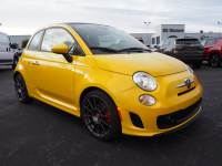 2017 FIAT 500c Abarth Abarth Convertible in Lewisburg, PA
