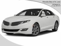 Pre-Owned 2014 Lincoln MKZ Sedan For Sale St. Louis, MO
