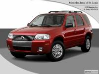 Pre-Owned 2007 Mercury Mariner Luxury SUV For Sale St. Louis, MO