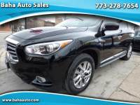 2014 Infiniti QX60 Base AWD**Nav**Backup Cam**Third Row