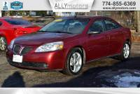 2008 Pontiac G6 4dr Sedan