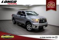 Certified Used 2011 Toyota Tundra CrewMax 5.7L V8 6-Speed Automatic in El Monte