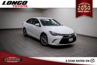 Certified Used 2015 Toyota Camry I4 Automatic SE in El Monte