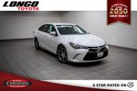 Certified Used 2015 Toyota Camry I4 Automatic XSE in El Monte