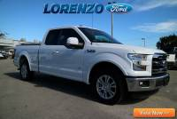 Pre-Owned 2016 Ford F-150 Supercab Lariat RWD Extended Cab Pickup
