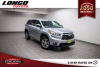Certified Used 2015 Toyota Highlander FWD V6 LE Plus in El Monte