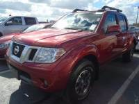 2014 Nissan Frontier 4x4 Automatic