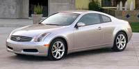 Pre Owned 2003 INFINITI G35 Coupe 6MT Coupe with Leather