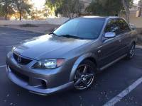 2003 Mazda MAZDASPEED Protege 4dr Turbo Sedan