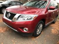 Certified Pre-Owned 2014 Nissan Pathfinder SL SUV in Mechanicsville, VA