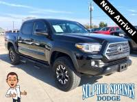 2017 Toyota Tacoma TRD Offroad Pickup