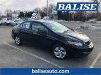 Used 2013 Honda Civic LX for sale in West Springfield, MA