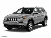 Used 2017 Jeep Cherokee SUV in Greenville