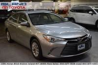 Certified Pre-Owned 2015 Toyota Camry LE Front Wheel Drive Sedan