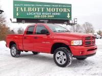 2004 Dodge Ram Pickup 1500 4dr Laramie 4WD Quad Cab SB