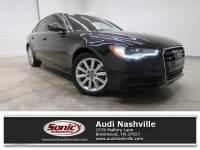 Used 2015 Audi A6 2.0T Premium Plus 4dr Sdn Quattro Sedan quattro in Nashville