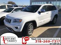 CERTIFIED PRE-OWNED 2015 JEEP GRAND CHEROKEE LIMITED RWD 4D SPORT UTILITY