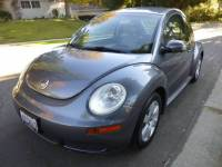 2007 Volkswagen New Beetle 2.5 PZEV 2dr Coupe (2.5L I5 6A)