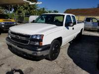2006 Chevrolet Silverado 1500 Work Truck 4dr Extended Cab 6.5 ft. SB