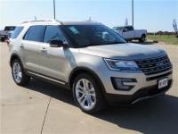 New 2017 Ford Explorer XLT Front-wheel Drive Front Wheel Drive XLT 4dr Front-wheel Drive