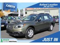 Certified Pre-Owned 2016 Subaru Outback 2.5i for Sale in Seattle, WA