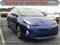 Certified Pre-Owned 2016 Toyota Prius Three Touring FWD Hatchback