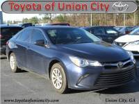 Certified Pre-Owned 2017 Toyota Camry LE FWD Sedan