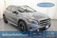 Certified Pre-Owned 2017 Mercedes-Benz GLA GLA 250 4MATIC® 4MATIC® 4D Sport Utility