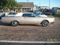 1969 Lincoln Continental mark 111