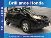 Certified Pre-Owned 2014 Honda CR-V LX 4D Sport Utility AWD