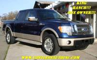 2010 Ford F-150 4x4 King Ranch 4dr SuperCrew Styleside 5.5 ft. SB