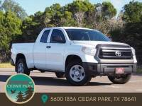 Certified Pre-Owned 2016 Toyota Tundra 2WD Truck Double Cab 4.6L V8 6-Spd AT SR Crew Cab Pickup