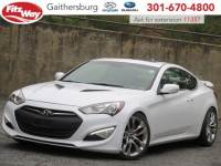 Used 2015 Hyundai Genesis Coupe 3.8 in Gaithersburg