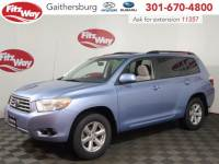 Used 2009 Toyota Highlander in Gaithersburg