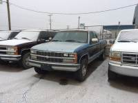 1989 Chevrolet C/K 2500 Series 2dr K2500 Silverado 4WD Extended Cab LB