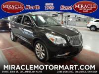 2014 Buick Enclave Premium - DUAL MOONROOF NAVI LEATHER V6 3RD ROW