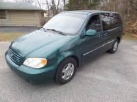 2002 Kia Sedona LX 4dr Mini-Van