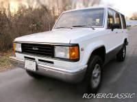 1991 Isuzu Trooper 4dr XS 4WD SUV